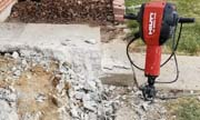 Concrete removal denver